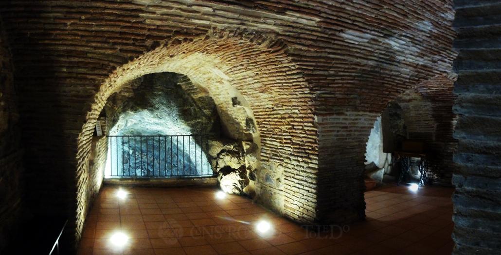La mina de agua de la Trinidad. Toledo