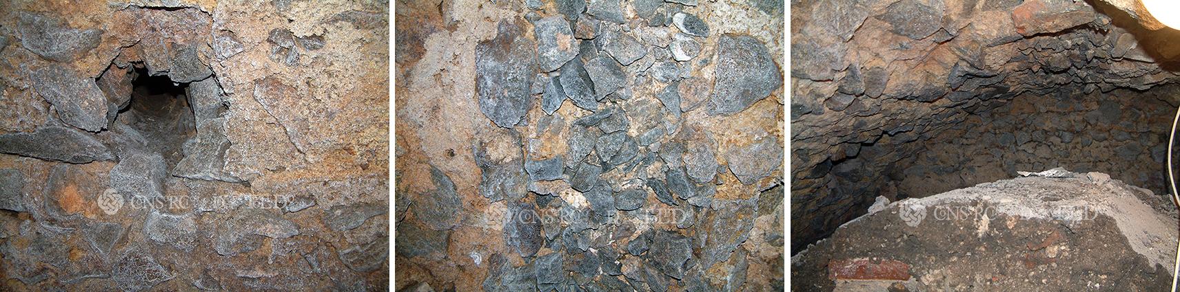 Aljibe romano siglo I, asador Txoko. Toledo