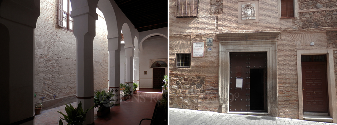 Convento de Santa Úrsula, Toledo