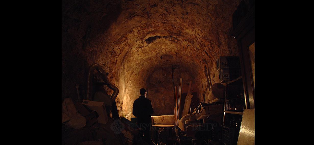 Cueva de Hércules. Toledo