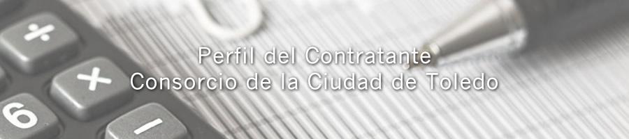 erfil del Contratante - Consorcio de la Ciudad de Toledo