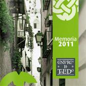 Portada Memoria 2011