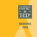 Portada Memoria 2008