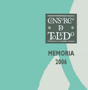 Portada Memoria 2006