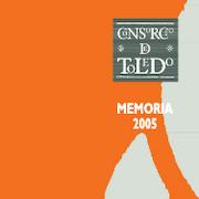 Portada Memoria 2005