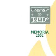 Portada Memoria 2002
