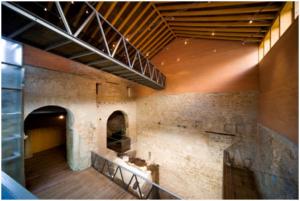 Interior del Consorcio de Toledo
