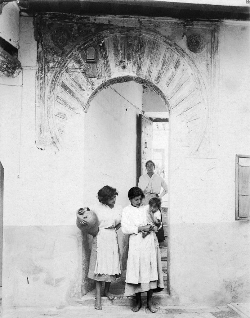 Cuesta de Santa Leocadia nº 22, Toledo. Fotografía Pedro Román Martínez.