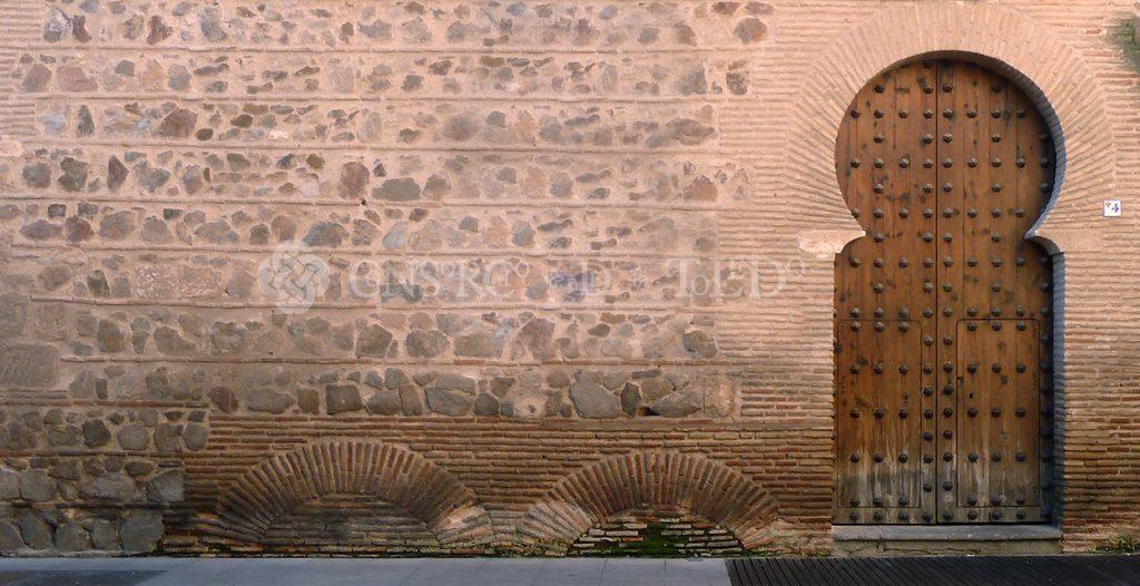 Puerta Iglesia de San Román, Toledo
