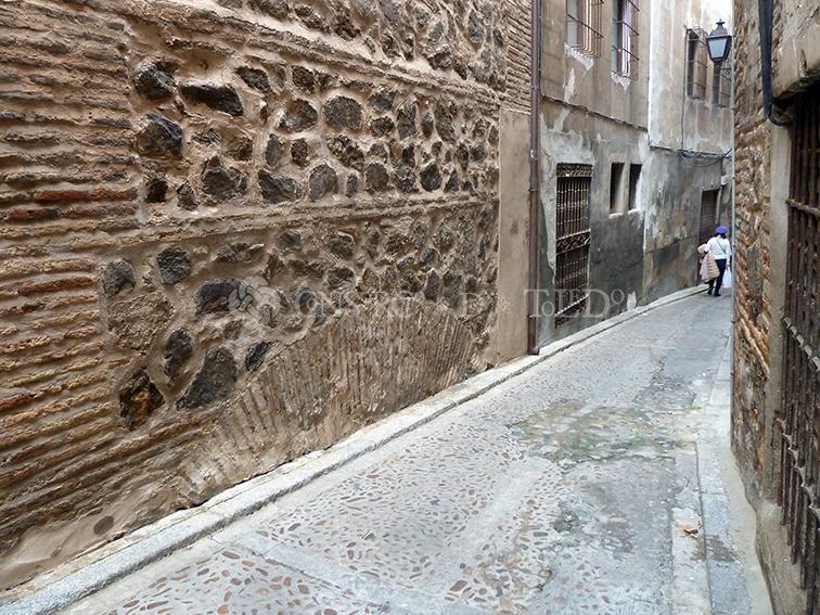 Callejón del Nuncio Viejo, Toledo