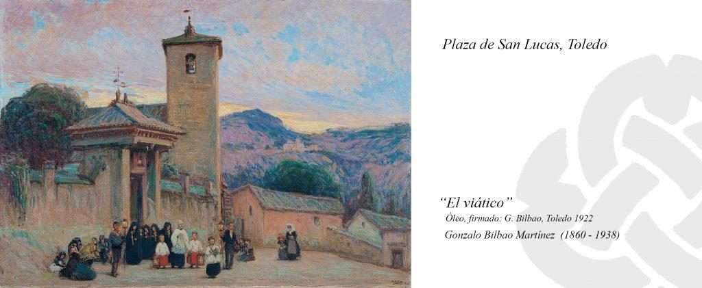 El viático. Gonzalo Bilbao