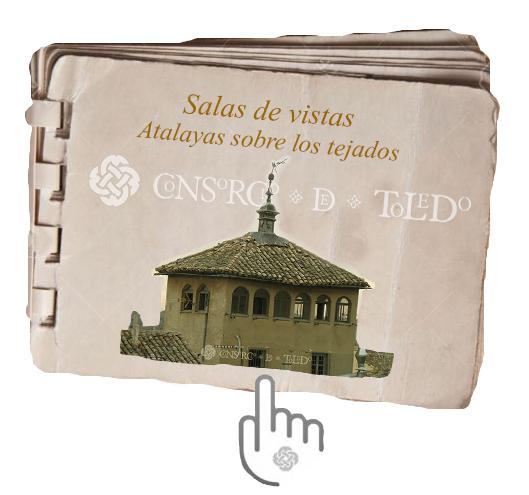 LIBRO ANTIGUO SALA DE VISTAS
