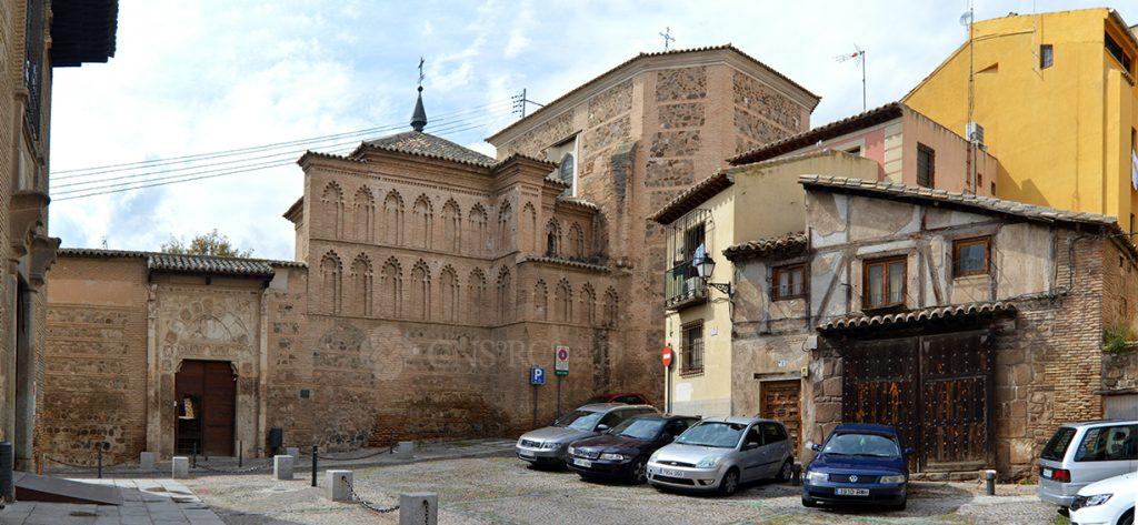 Plaza de Santa Isabel. Toledo
