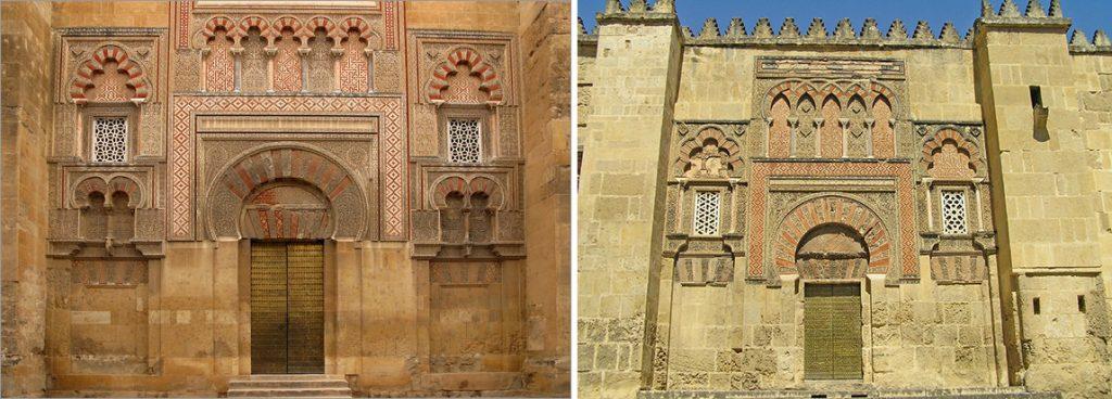 Puertas de la Mezquita-Catedral de Córdoba