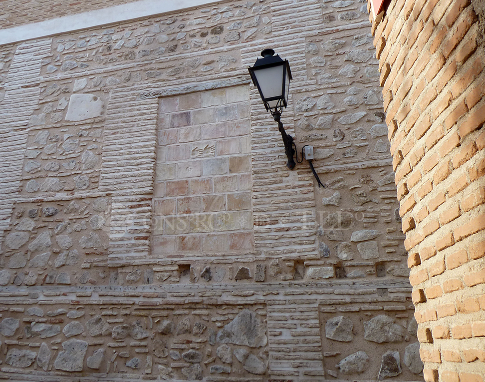 Mil puertas tabicadas (II). Travesía de San Torcuato, Casa de las Miñacas. Toledo