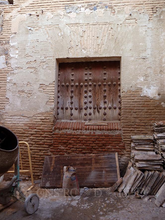 Mil puertas tabicadas (II). Iglesia de San Justo, Toledo