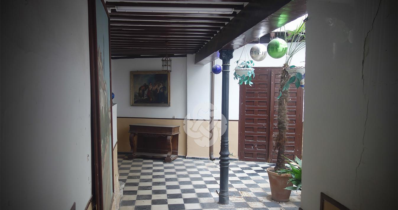 Bola de Brujas en Calle Cardenal Lorenzana nº 4, Toledo
