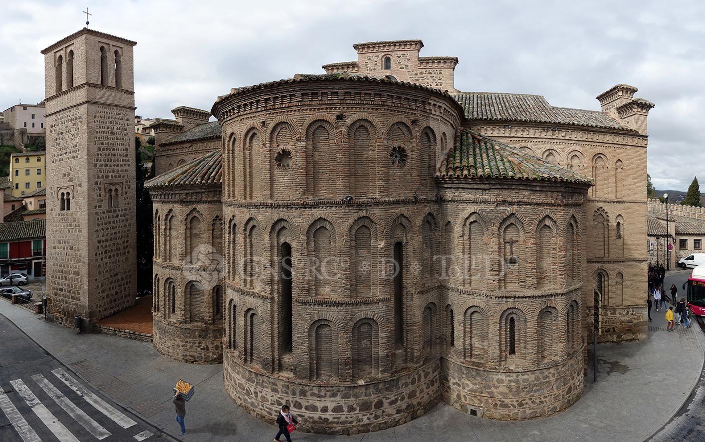 Cabecera de la Iglesia de Santiago del Arrabal, Toledo