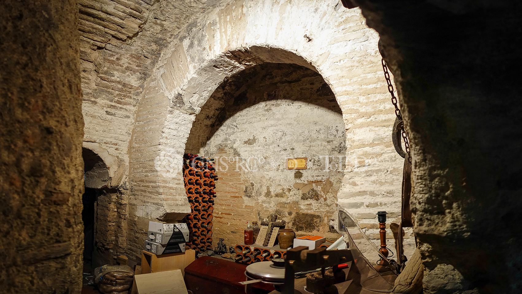 Baño islámico Pozo Amargo, Toledo