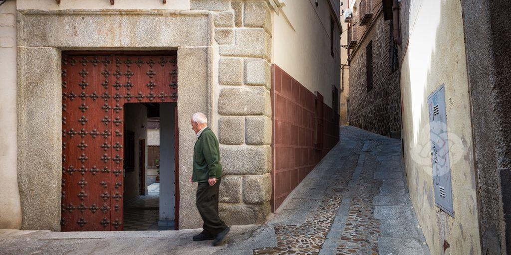 Calle Juan Labrador. Toledo