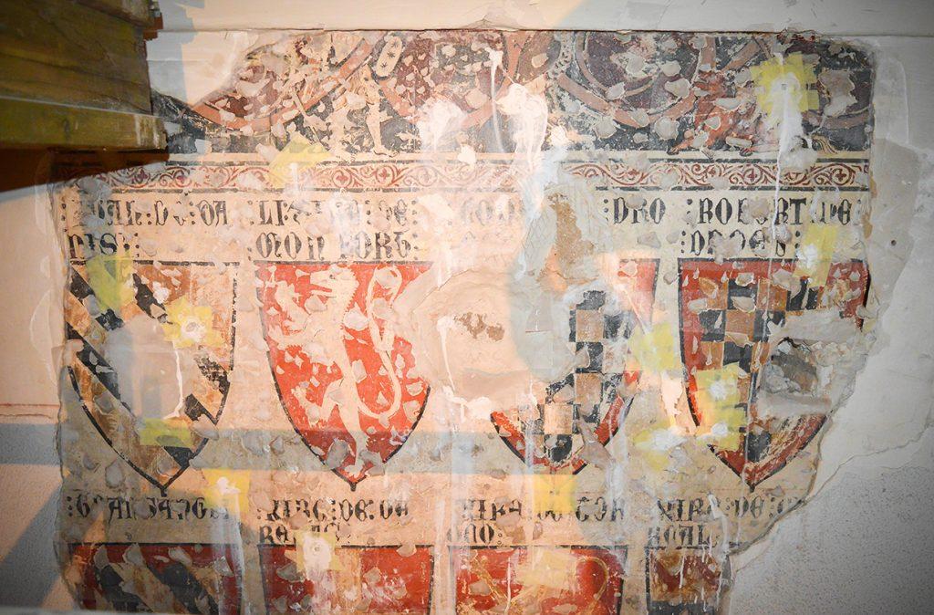 Armorial, Bajada del Pozo Amargo nº 1, Toledo