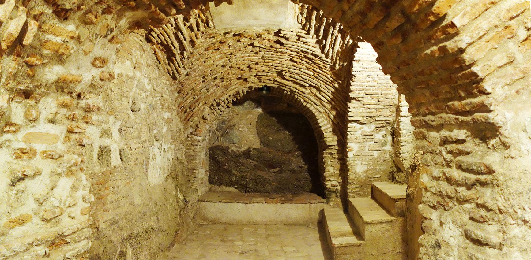 Baño ritual judío, Callejón del Verde. Toledo