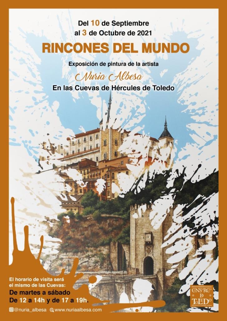 Exposición Nuria Albesa